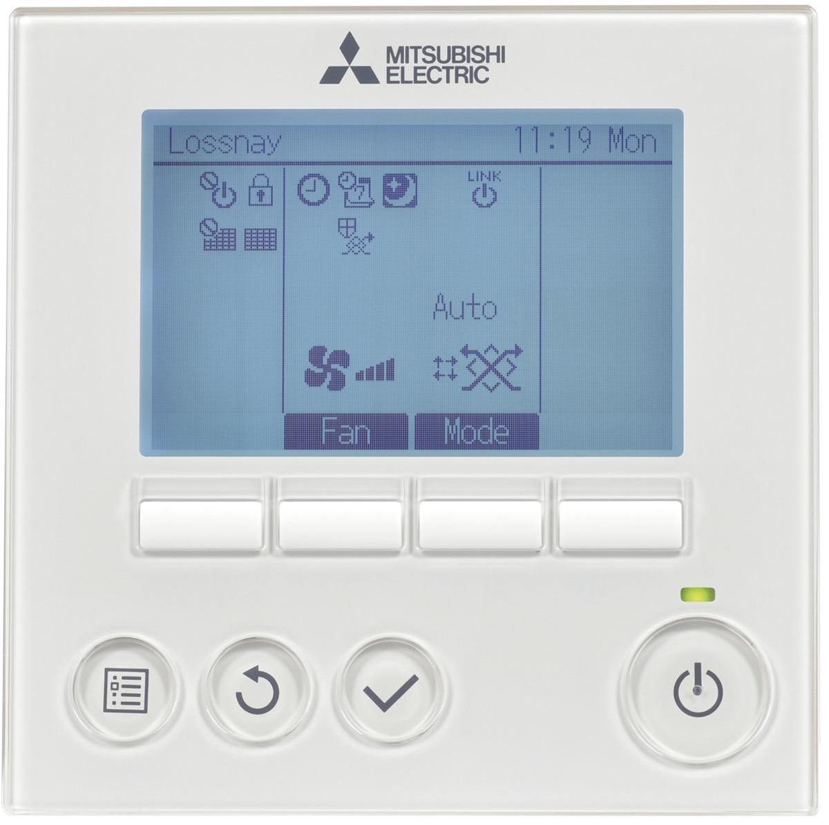 Mitsubishi Electric Air Conditioning Controls